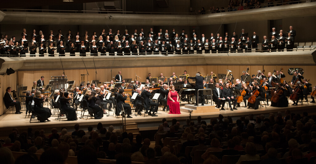 The Toronto Symphony Orchestra performs Carmina Burana with guest soloists