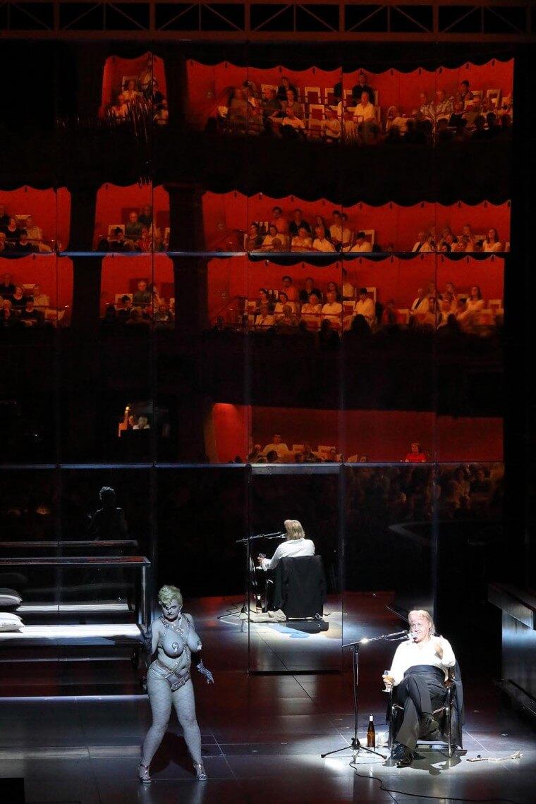 Die Gezeichneten at Munich Opera (Photo: Wilfried Hösl)