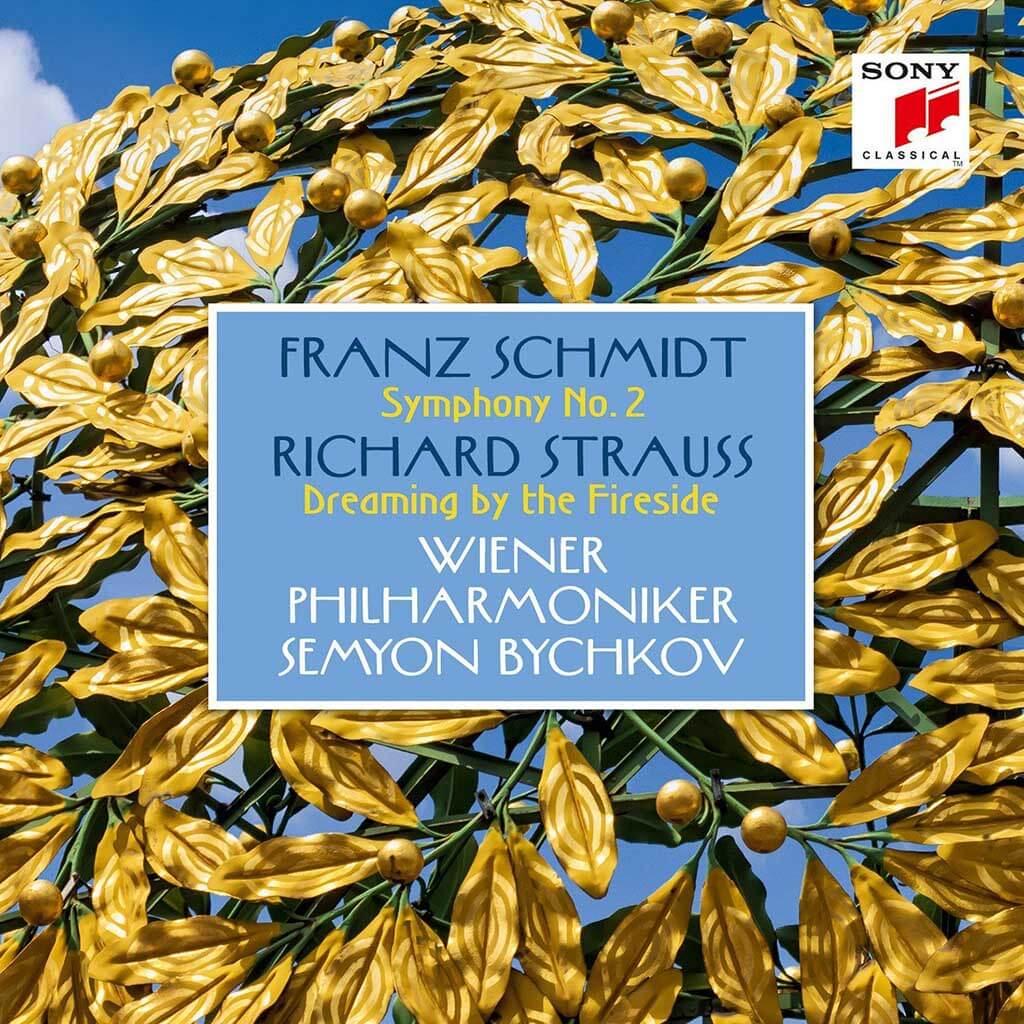 Franz Schmidt: Symphony No. 2 Richard Strauss: Intermezzo: Dreaming by the Fireside Op. 72. Vienna Philharmonic Orchestra/Semyon Bychkov. Sony 88985355522. Total Time: 55:00.
