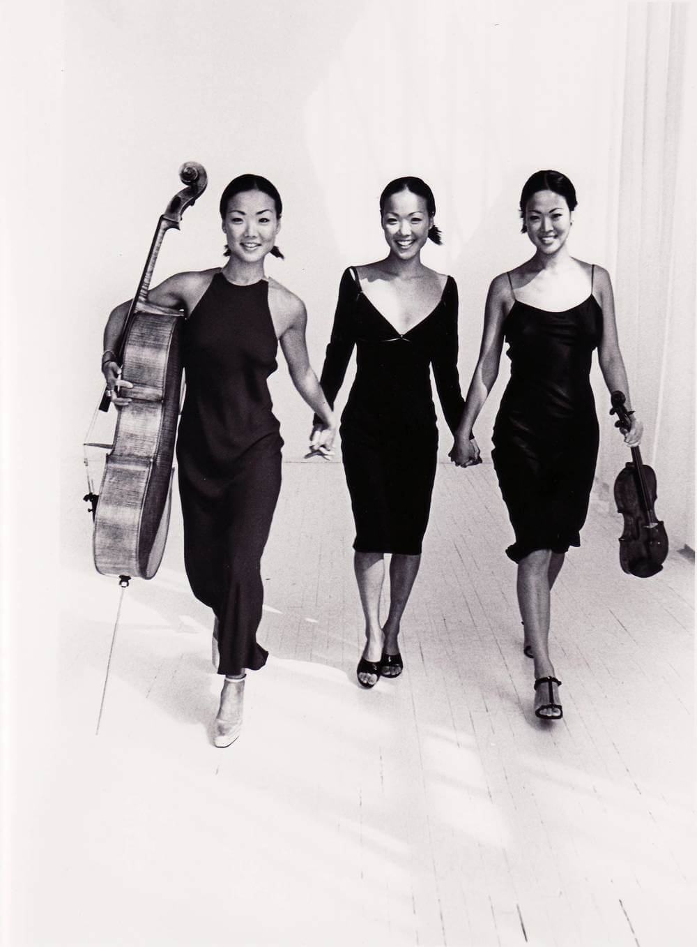 Ahn Trio (Photo courtesy of the artists)