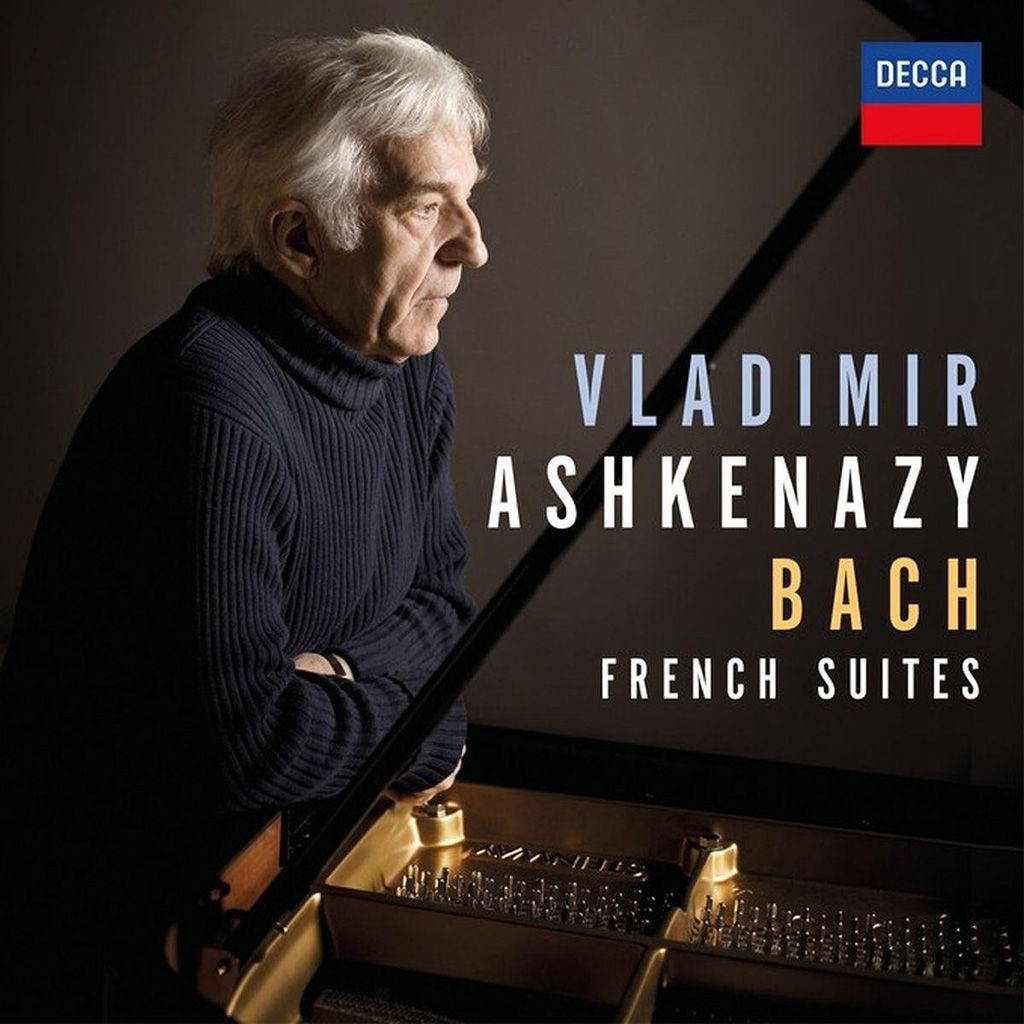 Bach: Complete French Suites. Vladimir Ashkenazy, piano. Decca 483 2150. Total Time: 82:52.