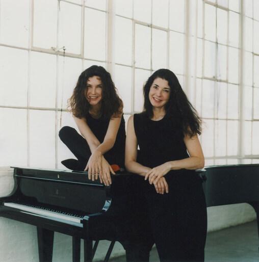 Katia and Marielle Labèque (Photo: Brigitte Lacombe)