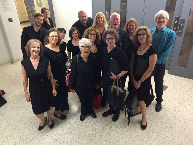 TSM Community Academy Chamber Choir (Photo courtesy Toronto Summer Music)