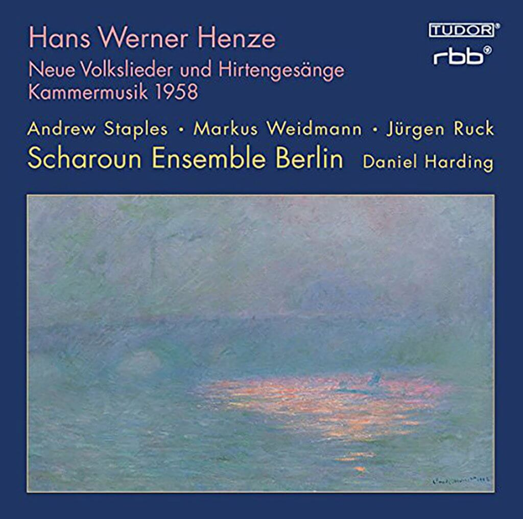 Hans Werner Henze: Kammermusik 1958, Neue Volkslieder (Tudor)
