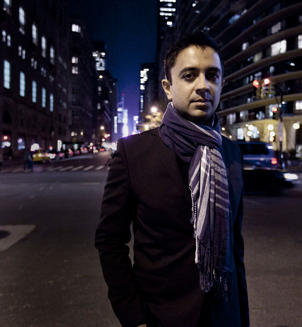 Vijay Iyer (Photo: Jimmy Katz)