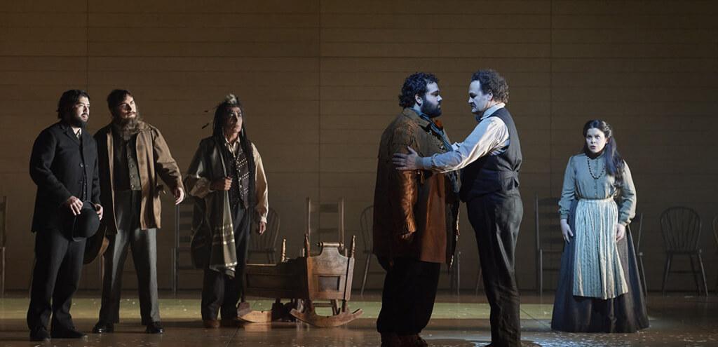 Louis Riel, the opera (Photo: Michael Cooper)