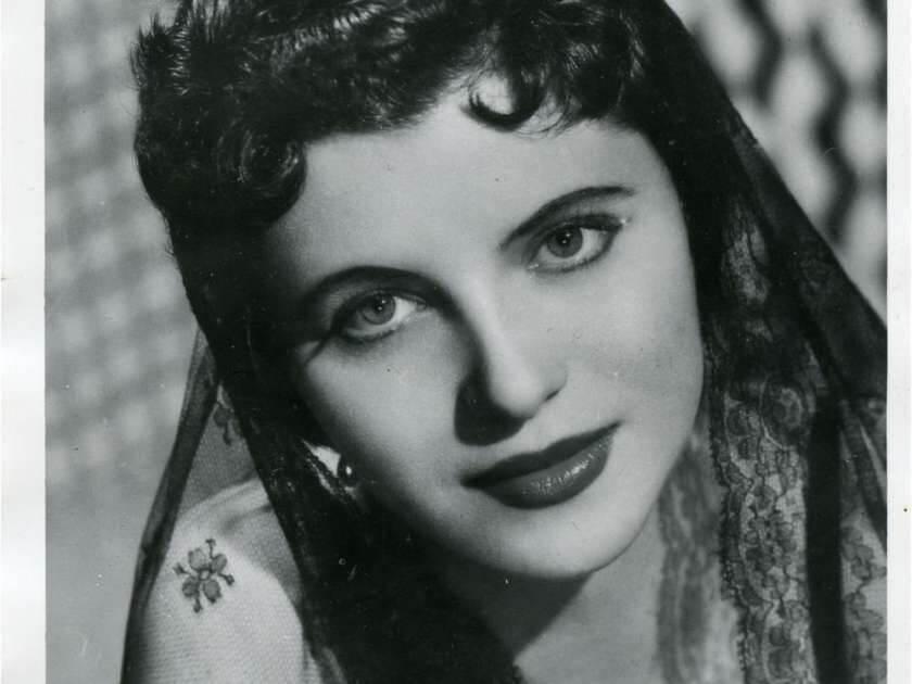 Irene Salemka McGillivray (Regina Leader-Post archive photo)