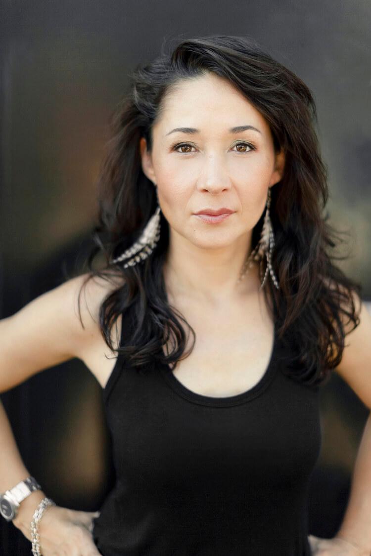 Reneltta Arluk, Director of Indigenous Arts Banff Centre (RedWorks Photography)