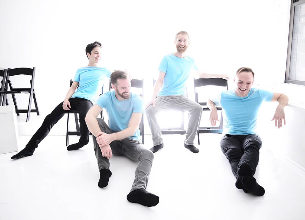 JACK Quartet (Photo: Shervin Lainez)