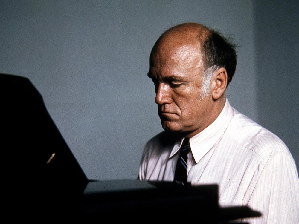 Sviatoslav Richter (Photo courtesy Sony Music Photo Archives)