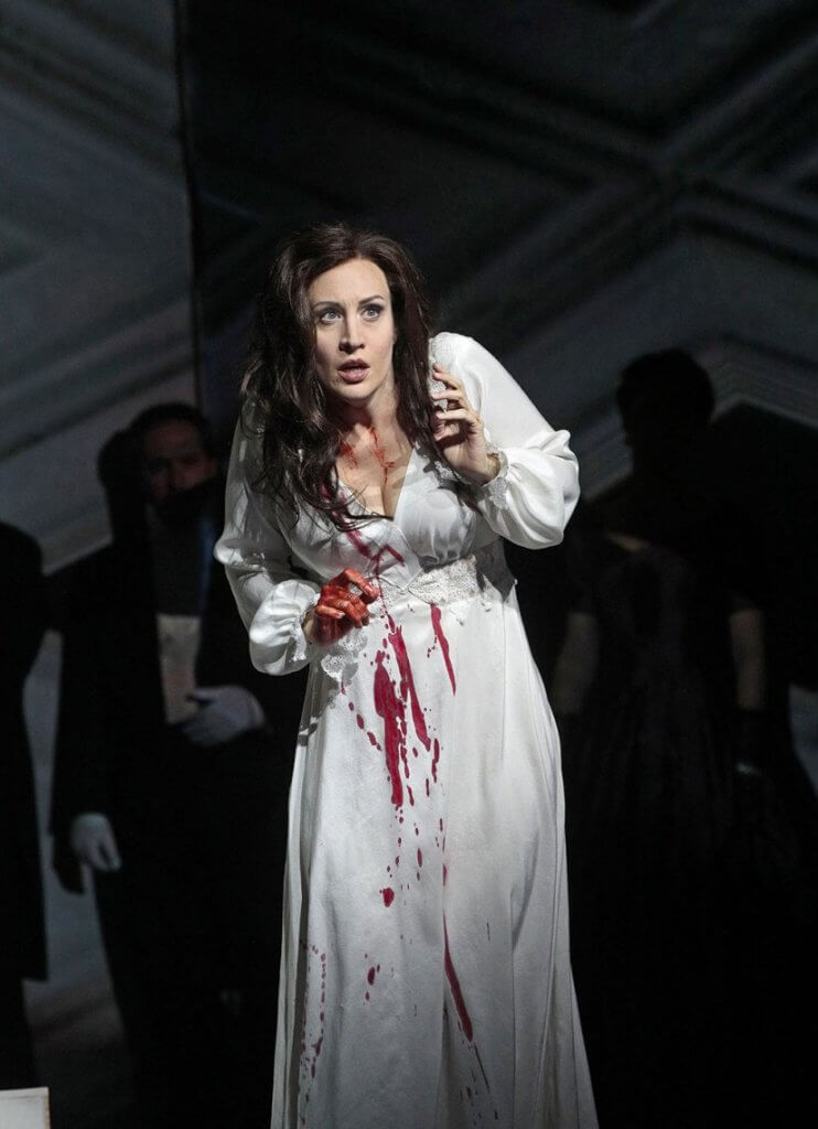 Lucia di Lammermoor at Santa Fe Opera 2017 (Photo: Ken Howard)