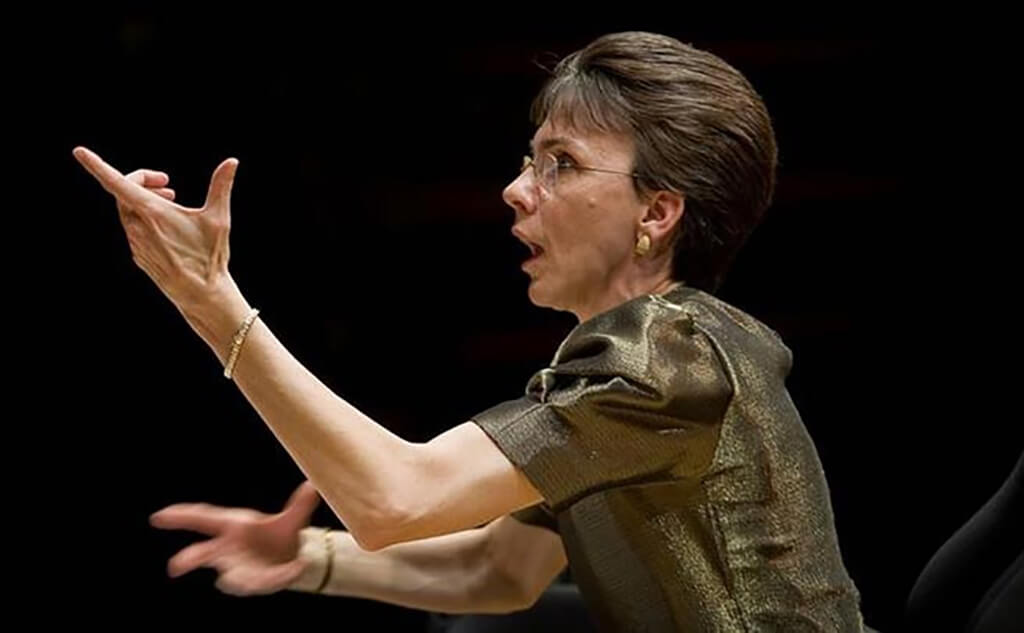 Family of missing Canadian conductor and musicologist, Dr. Eleanor Stubley, appeal to the public for help. She has been missing since August 7. (Photo courtesy National Arts Centre)