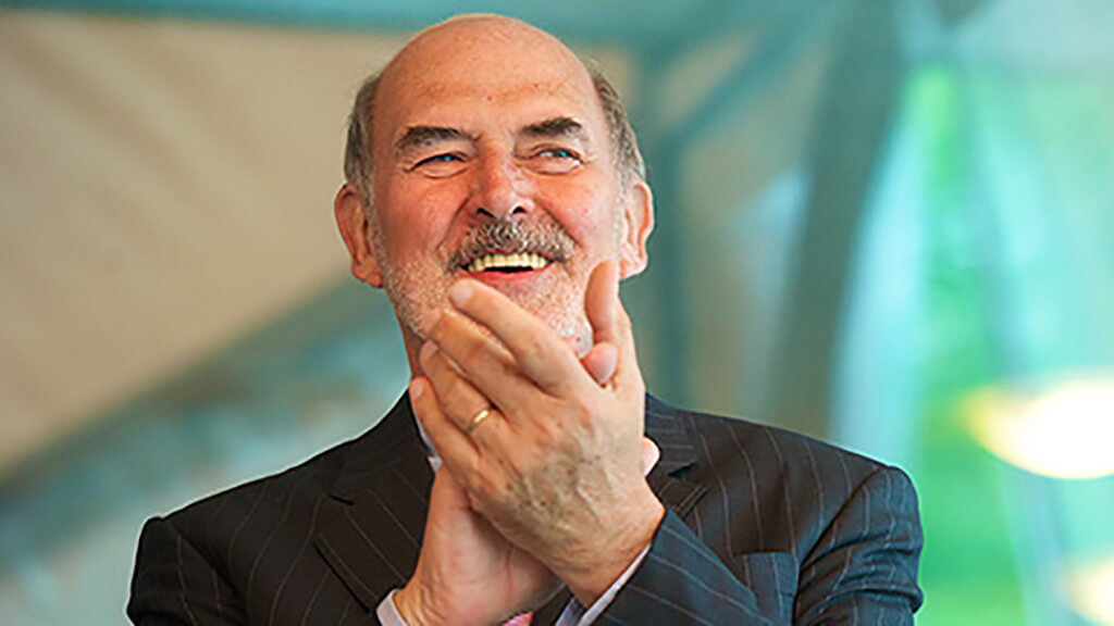 CEO Peter Herrndorf steps down after 18 years at the helm of the National Arts Centre. (Photo: NAC)