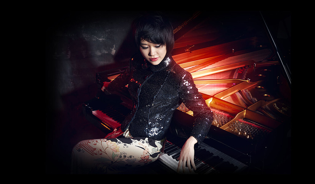 Yuja Wang: The novelty of her approach lies as much on the pianist herself as on our contemporary cultural circumstances.