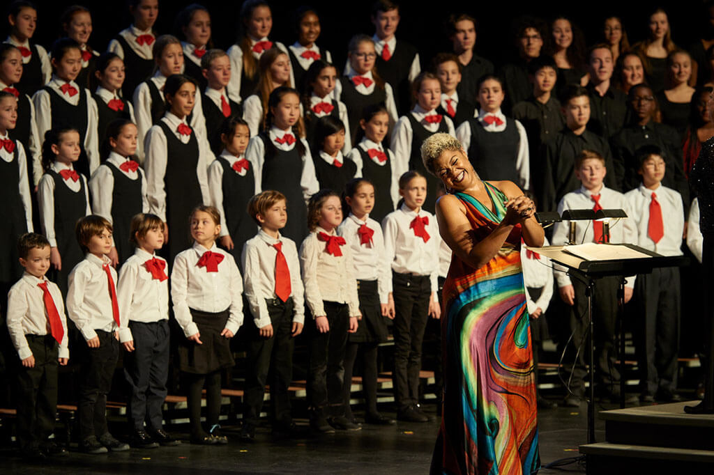 Canadian Children's Opera Company.