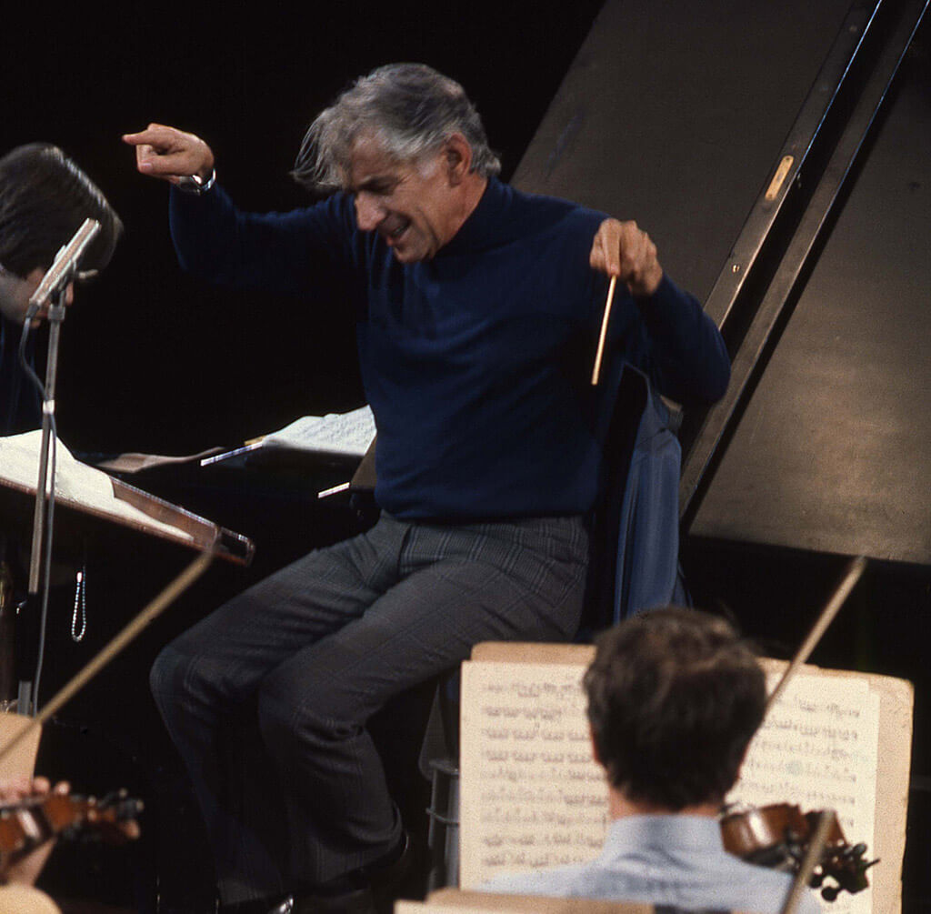 Naxos drops a new Leonard Bernstein release with Baltimore Symphony, Marin Alsop, Jennifer Johnson Cano, and Jean-Yves Thibaudet. (Photo: Allan Warren)