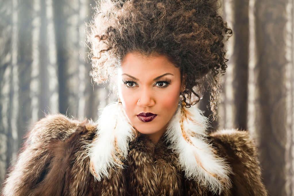 Measha Brueggergosman (Photo courtesy of the artist)