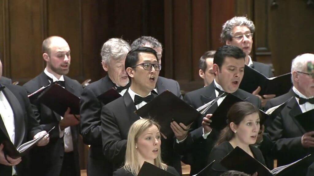 (Photo courtesy The Toronto Mendelssohn Choir)