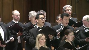 (Photo courtesy The Toronto Mendelssohn Choir)