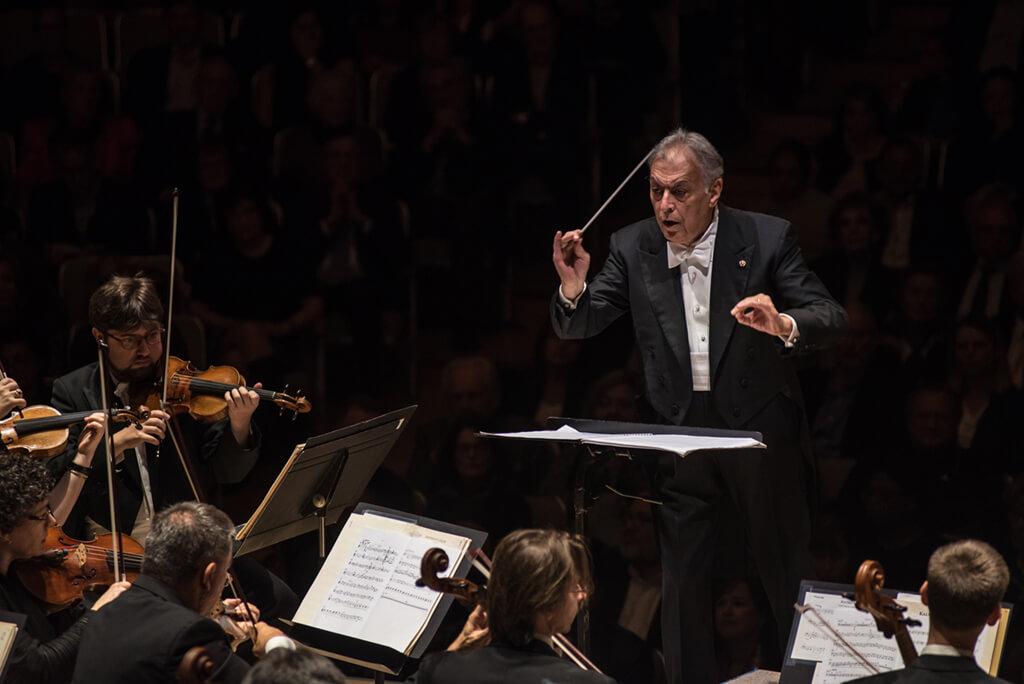 Israel Philharmonic Orchestra withZubin Mehta (Photo: Nick Wons)