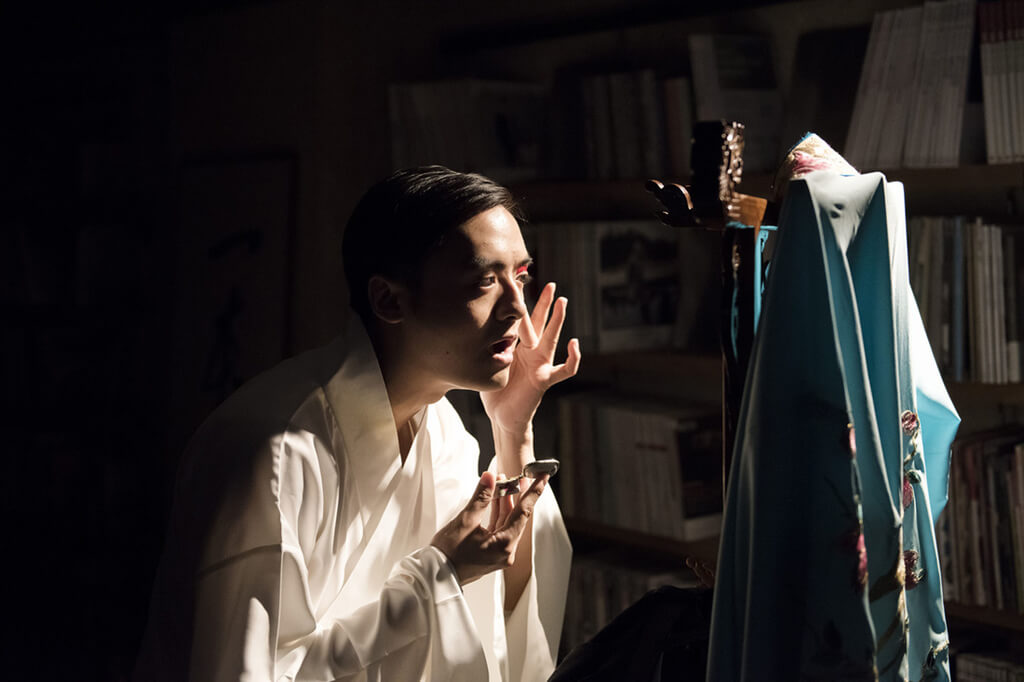 Jordan Cheng in Mr. Shi and His Lover (Photo: Etang Chen)