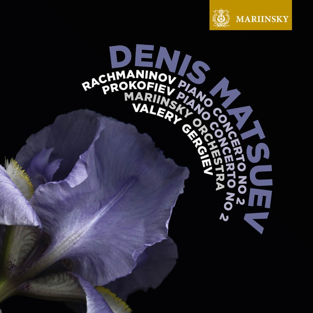 Rachmaninov: Piano Concerto No. 2 Op. 18. Prokofiev: Piano Concerto No. 2 Op. 16. Denis Matsuev, piano. Mariinsky Orchestra/Valery Gergiev. Mariinsky MAR0599-D. Total Time: 62:54.