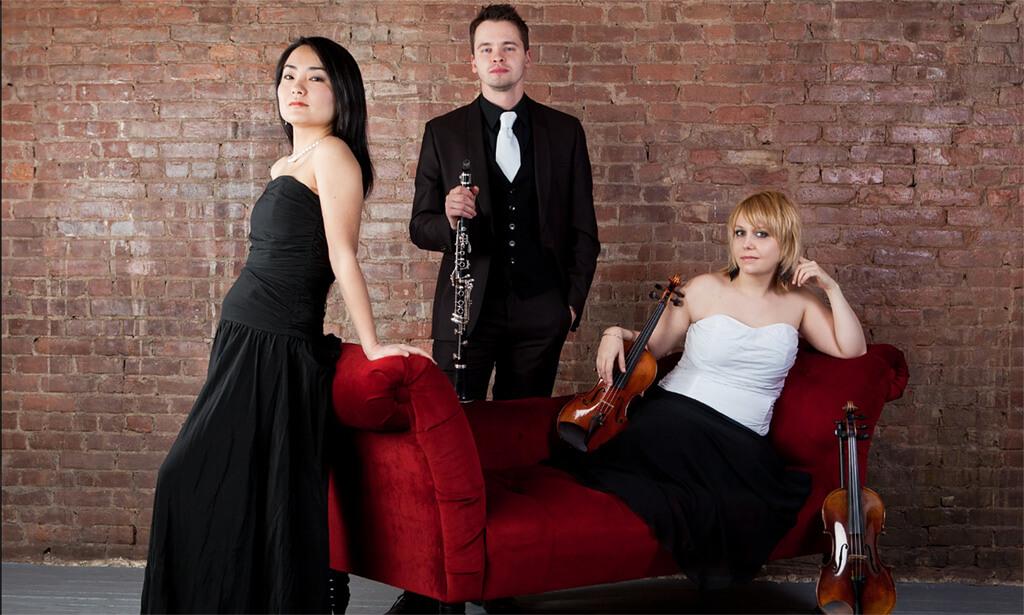 Zodiac Trio (Photo: Irana Mednik)