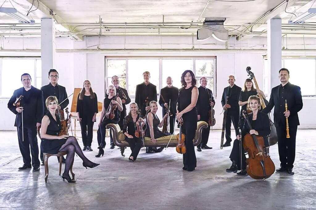 Tafelmusik (Photo: Sian Richards)