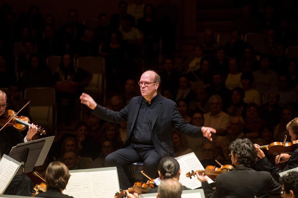 Bernard Labadie conducts Mozart (Photo: Jag Gundu)