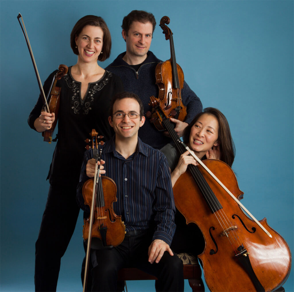 Brentano String Quartet (Photo: Christian Steiner)