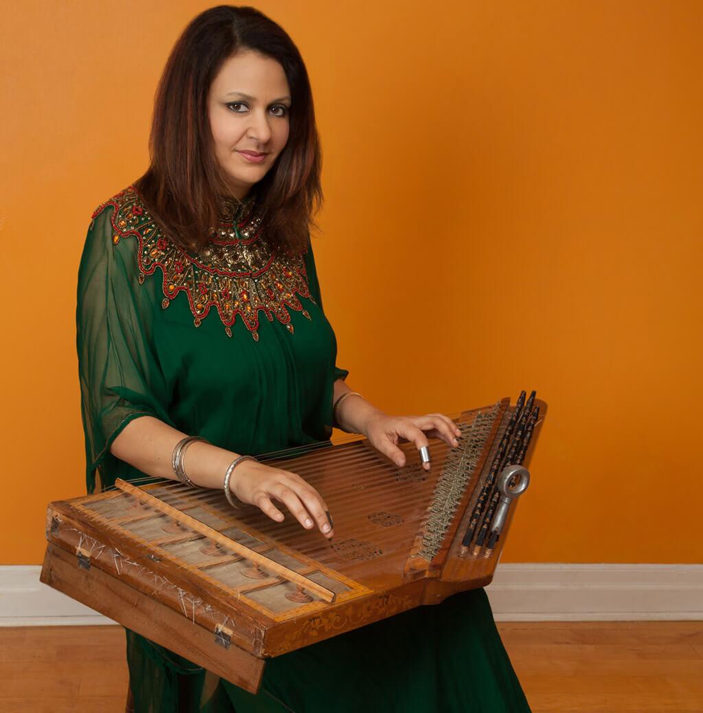 Maryem Tollar (Photo curtesy of Tafelmusik)