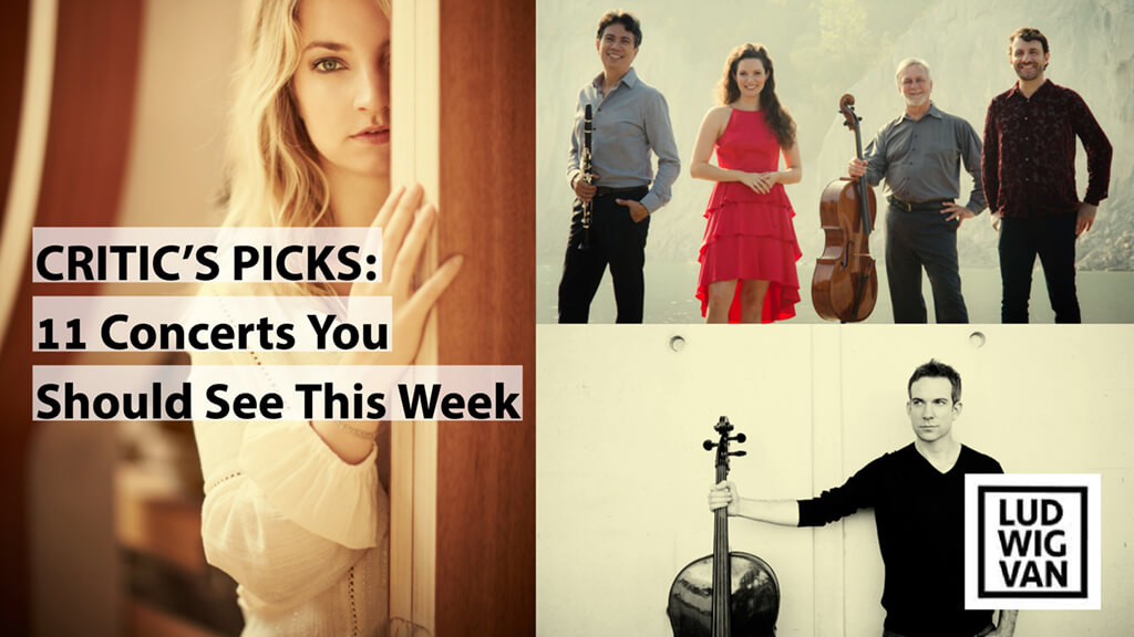CRITIC'S PICKS | Eleven Concerts You Should Absolutely See