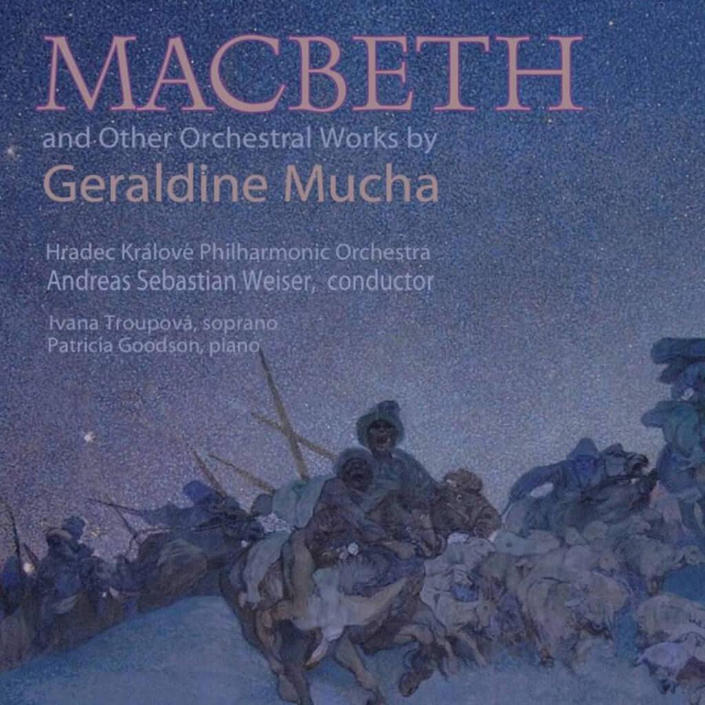 Geraldine Mucha: Macbeth (ArcoDiva)