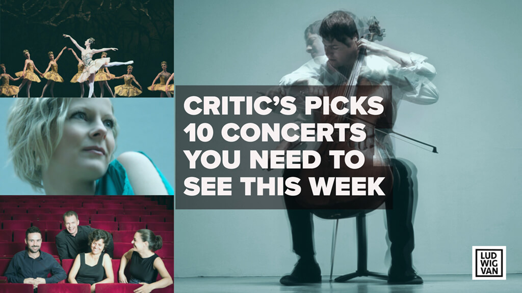 Classical music and opera events happening in and around Toronto for the week of March 5 – 11.