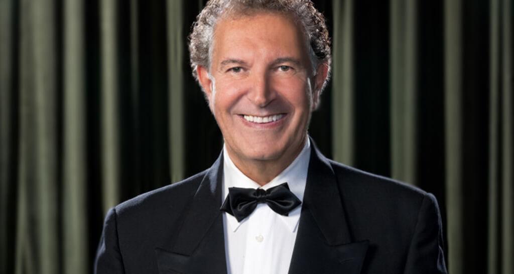 Former Hamilton Philharmonic and Hamilton Opera conductor Daniel Lipton (Photo: Robert Harris)