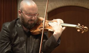 Mark Fewer, Canadian violinist and Juno award winner, has been named Artistic Director Designate of Stratford Summer Music (SSM).
