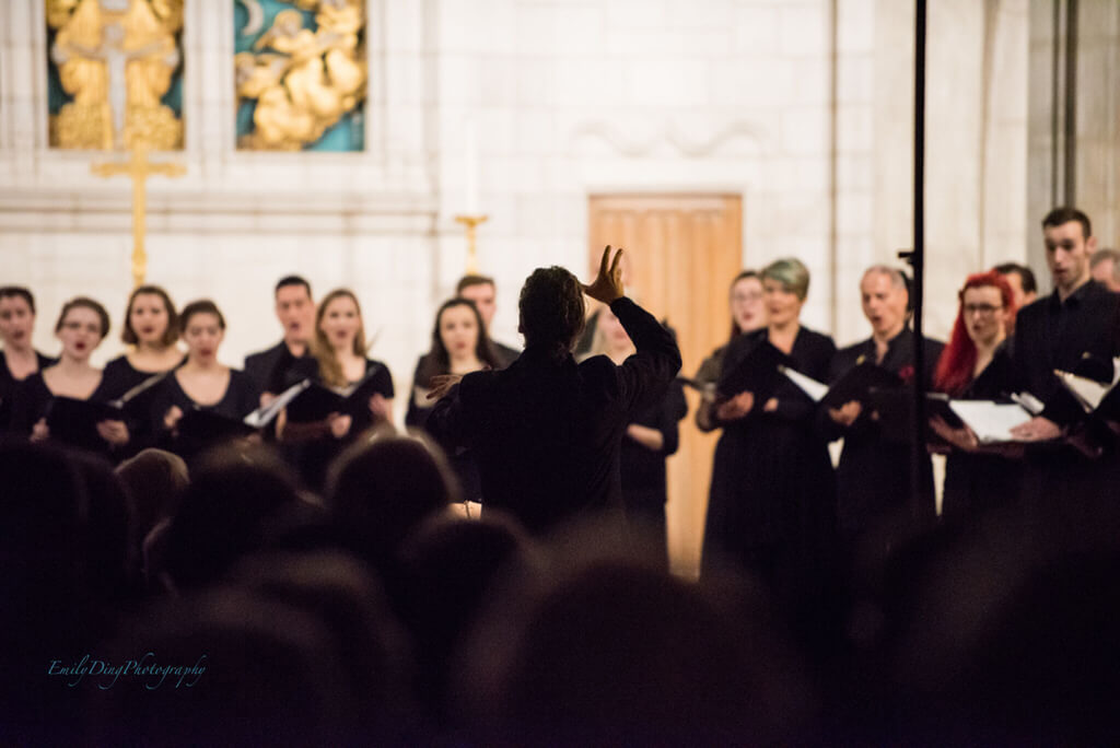 Schola Cantorum (Photo: Emily Ding)