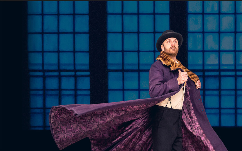Part theatre, part opera, Tapestry Opera new adaption of The Overcoat aims to become a hit all over again (Photo: Dahlia Katz)