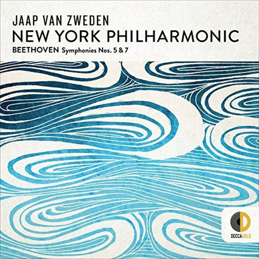 Beethoven: Symphony No. 5 in C minor Op. 67. Symphony No. 7 in A major Op. 92. New York Philharmonic/Jaap van Zweden. Decca Gold B0027956-02. Total Time: 74:05.