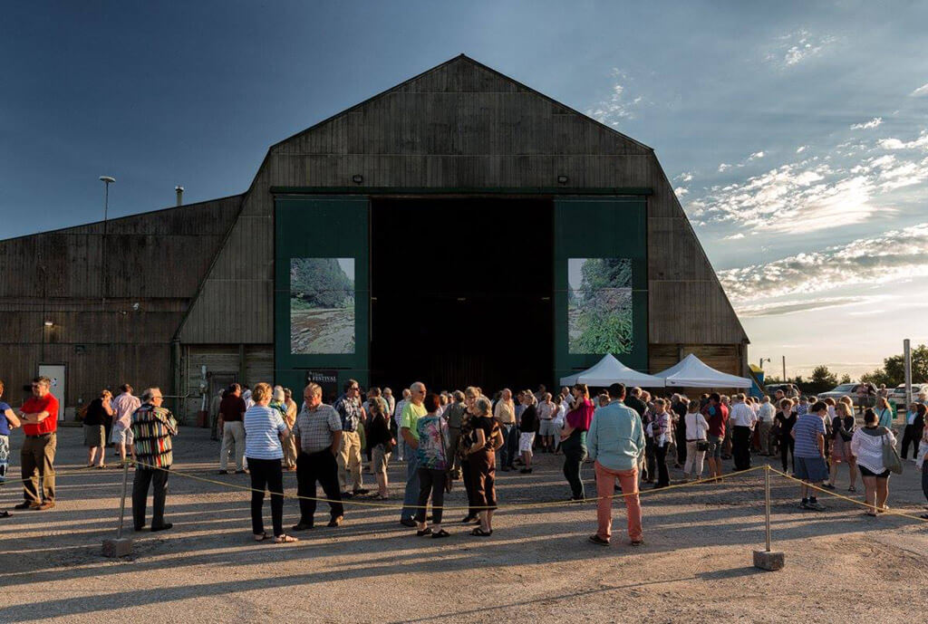The Barn in Elora Ontario. (Photo: Mark Heine/Elora Festival)