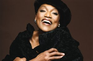Jessye Norman Photo: C. Friedman)