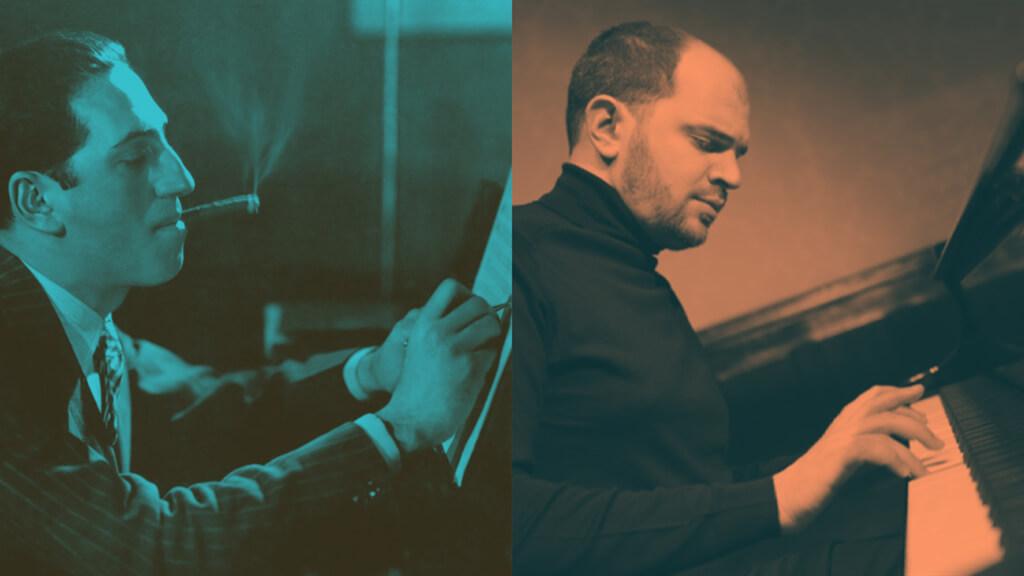Gershwin: Rhapsody in Blue, concerto in F (Myrios)