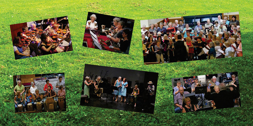 Established in 1977, the Lake Field Music Camp in the Kawarthas has become a go-to for adult music-lovers looking for an informal retreat to just play, sing, and be inspired by music.