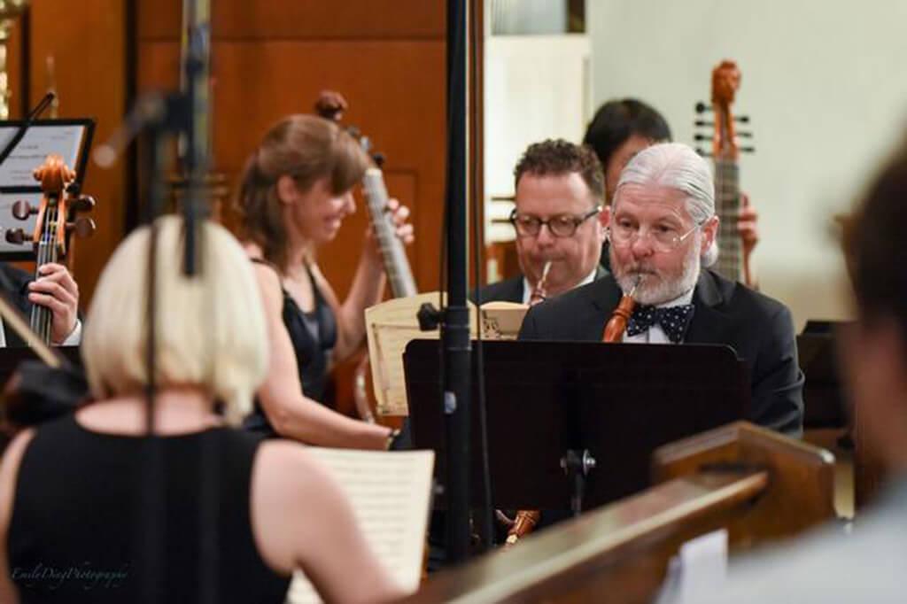 Toronto Bach Festival (Photo: Emily Ding)