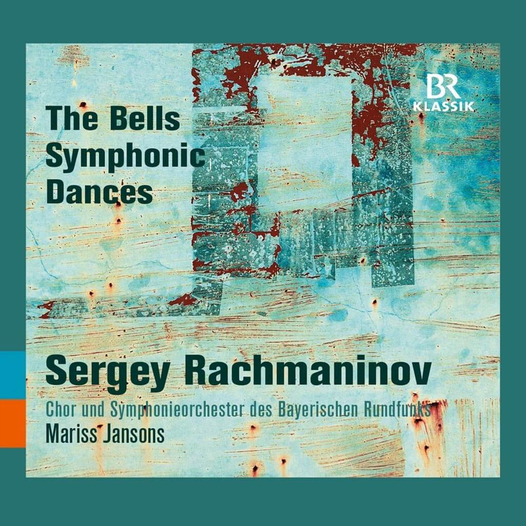 Rachmaninov: The Bells Op. 35. Symphonic Dances Op. 45. Tatiana Pavlovskaya, sop., Oleg Dolgov, ten., Alexey Markov, bar. Chorus and Orchestra of the Bavarian Radio/Mariss Jansons. BR Klassik 900154. Total Time:  74:19.