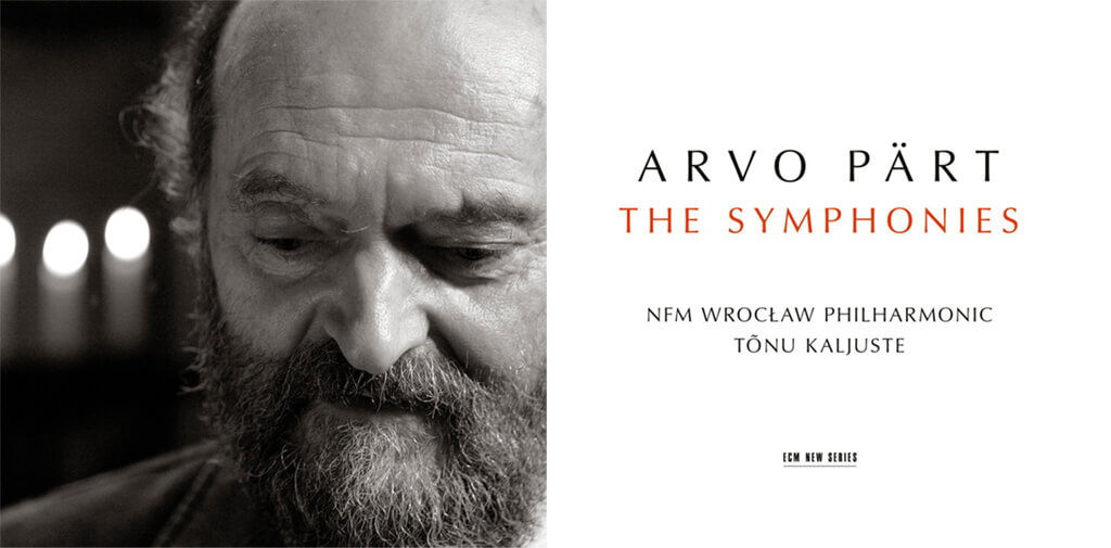 All four of Arvo Pärt's symphonies, newly recorded under the direction his tintinnabulation co-conspirator, Tõnu Kaljuste, are plainly labours of love for a composer that continues to walk his own path.