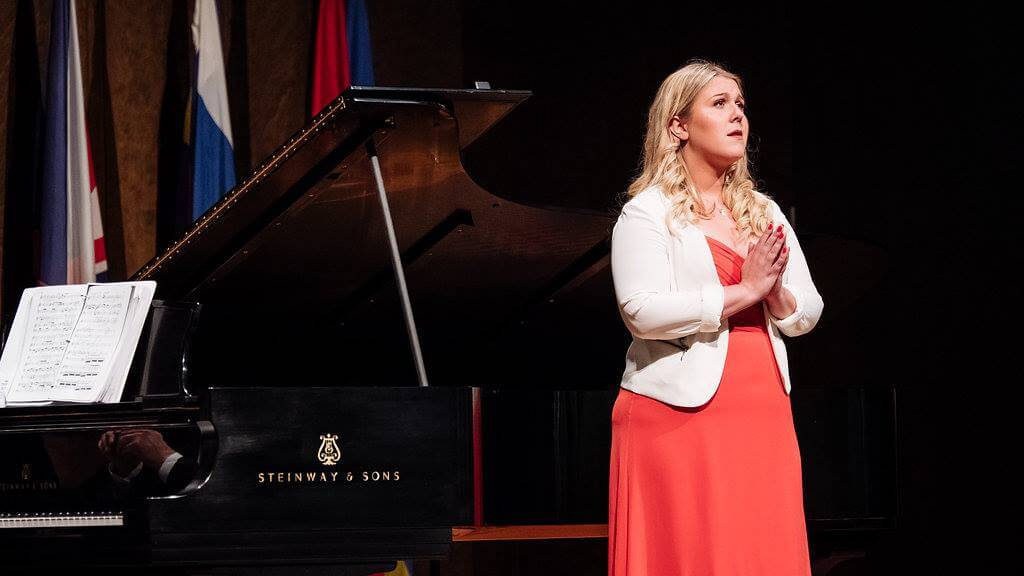 Christina Nilsson at CMIM 2018 (Photo: Tam Lan Truong)