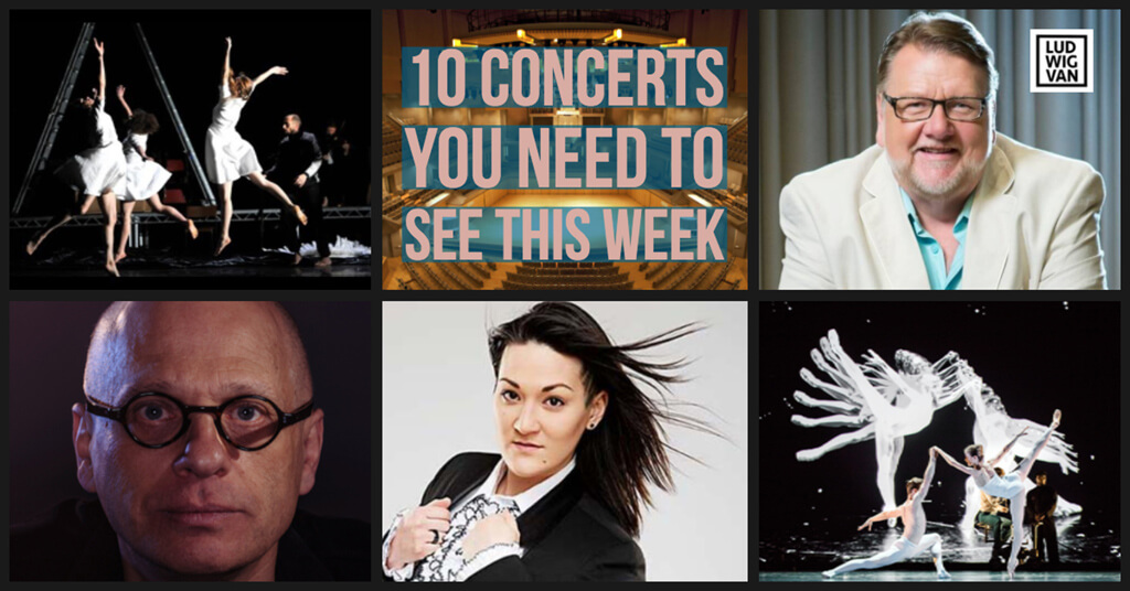 Classical music and opera events happening in and around Toronto for the week of June 4 – 10.