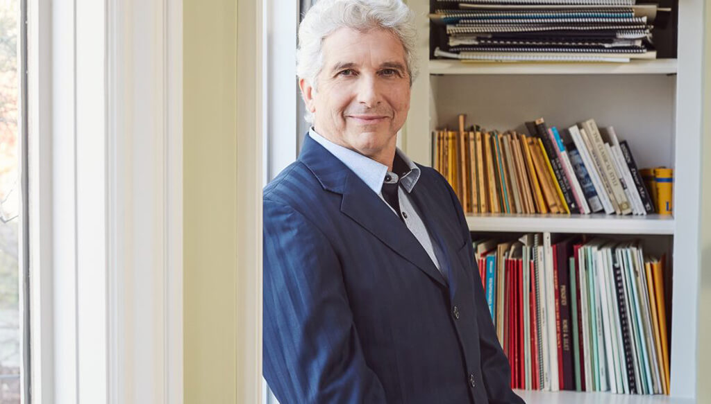 Peter Oundjian (Photo: Jaime Hogge)