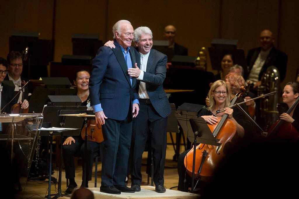 Christopher Plummer, Toronto Symphony Orchestra
